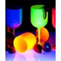 Goblets glow